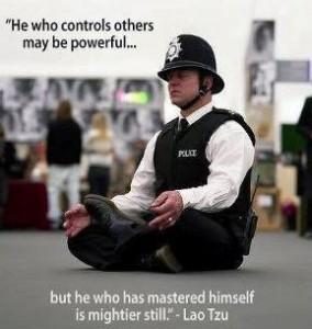 medit. policier
