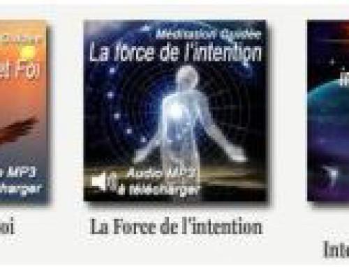 Confiance et Foi, la Force de l'intention, encodage interdimensionel, nouvelles méditations guidées